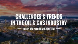 DBB – Challenges and trends in the oil and gas industry.