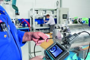 DBB - Profit from German engineering, technology, testing, manufactoring and assembly.