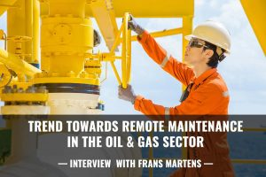 DBB - Remote maintenance in oil and gas industry.