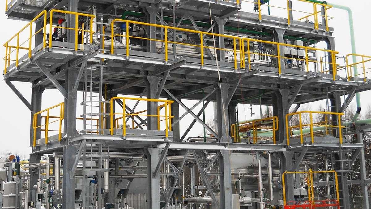 DBB - Manufactoring compact valves for oil and gas industry.