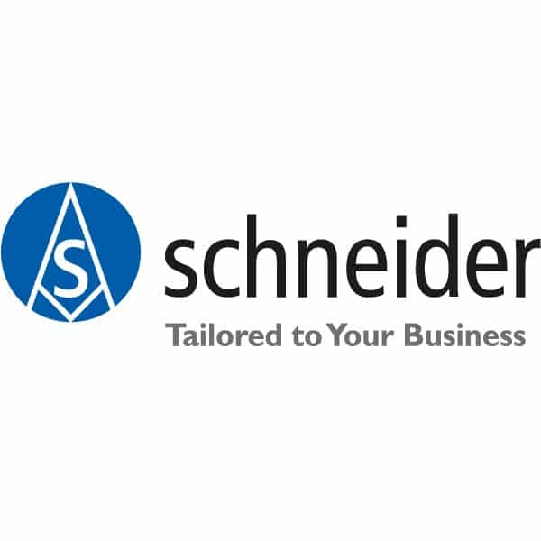 Logo of the AS-Schneider Group. Manufacturer of DBB Valves and Instrumentation Products.