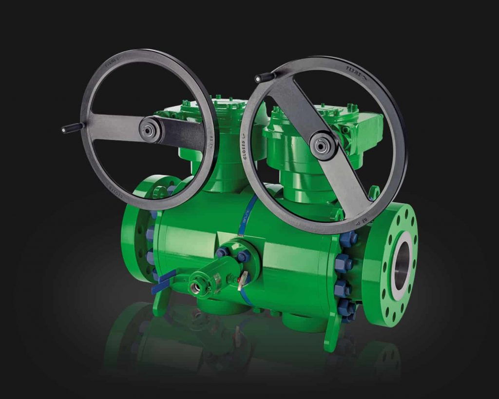 DBB - Double Block and Bleed Valves by AS-Schneider provides a process safety solution.